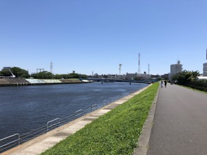 20180504鶴見川