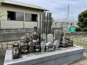 梶原一族お墓 - Takayoshi Tobita